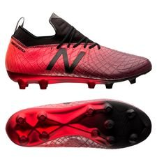 New Balance Tekela 1.0 Pro FG Lite Shift - Rood/Zwart LIMITED EDITION