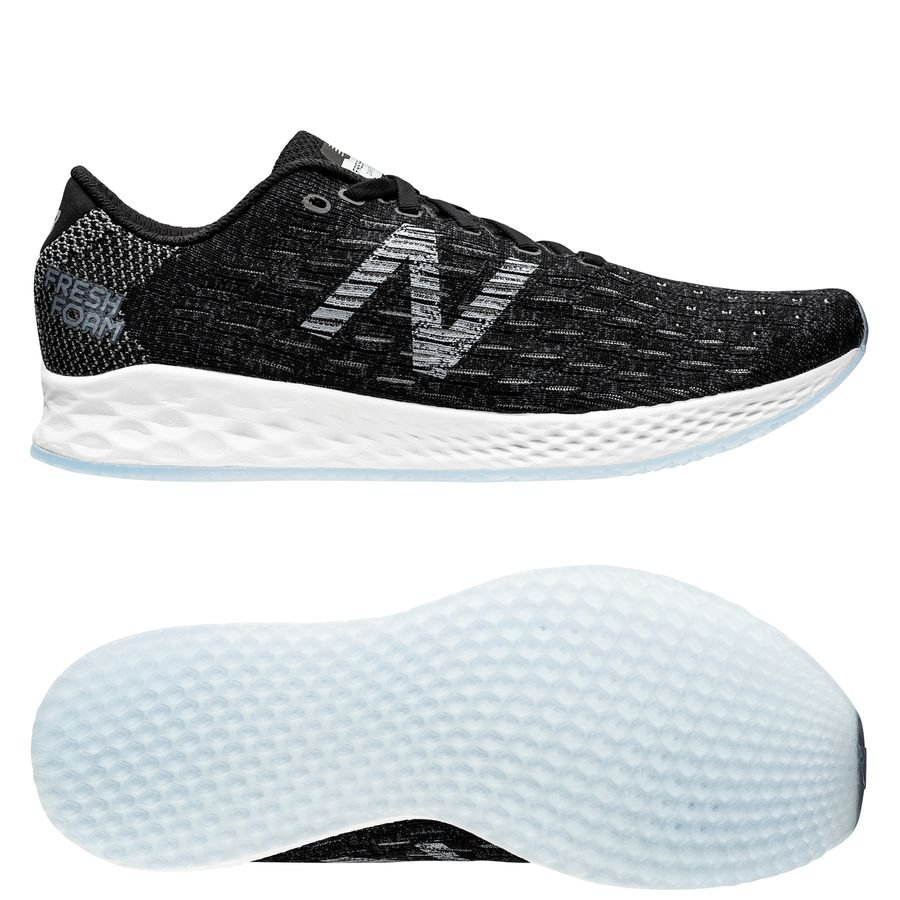 New Balance Sneaker Fresh Foam Foam Zante Pursuit - Sort/Hvid thumbnail