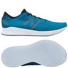 new balance sneaker fresh foam zante pursuit - blå/sort - løbesko