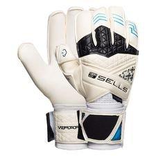 Sells Keepershandschoenen Wrap Elite Aqua Campione - Wit/Zwart