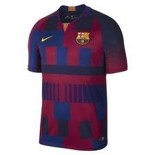 Barcelona Home Shirt 20th Anniversary