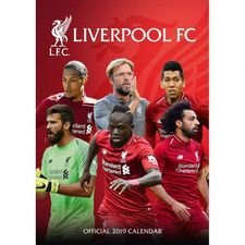Liverpool Calendrier 2019