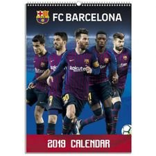 fc barcelone calendrier 2019 - accessoires
