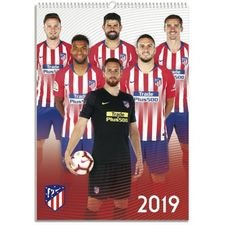 Atletico Madrid Calendar 2019