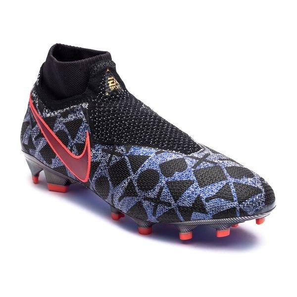 Nike X Ea Sports Phantom Vision Elite Df Fg Limited Edition Purple Black