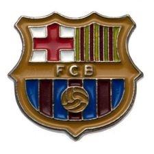 Barcelona Badge - Röd/Blå/Gul