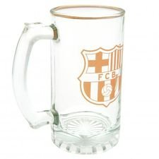 Barcelona Ölglas - Guld