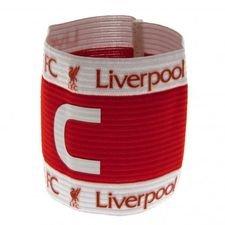 Liverpool Kaptensbindel - Röd/Vit