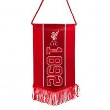 Liverpool Vimpel Mini - Röd/Vit