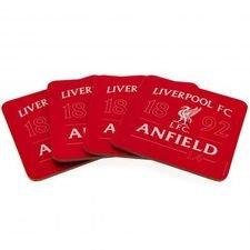 Liverpool Underlägg - Röd