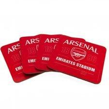Arsenal Underlägg - Röd