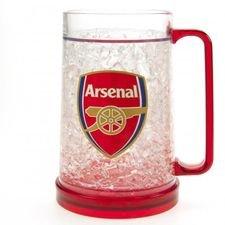 Arsenal Mugg Freezer - Röd