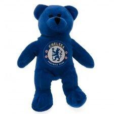 chelsea tøjbamse - blå - merchandise