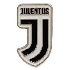 Juventus Badge - Vit/Svart