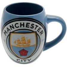 manchester city mug - bleu - accessoires