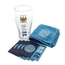 Manchester City Mini Bar Set - Blå