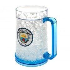 manchester city krus freezer - blå - merchandise