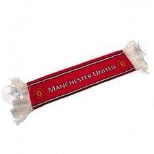 Manchester United Mini Bilhalsduk - Röd