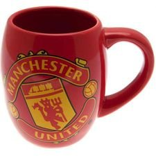Manchester United Mugg - Röd