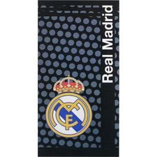Real Madrid Handduk - Svart/Vit