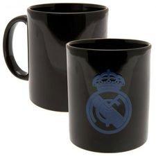 Real Madrid Värmekänslig Mugg - Svart