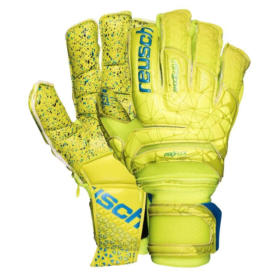 98e1a672e Reusch Goalkeeper Gloves Fit Control Supreme G3 Fusion Ortho-Tec -  Yellow/Blue | www.unisportstore.com