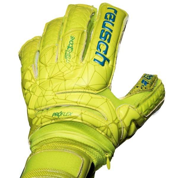ece3cedf8e0 Reusch Goalkeeper Gloves Fit Control Supreme G3 Fusion Ortho-Tec -  Yellow Blue