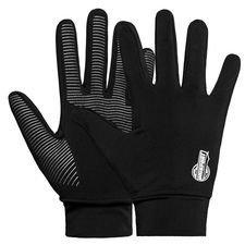 unisport player gloves - black - player gloves