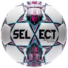 Select Fotboll Brillant Super - Vit/Rosa