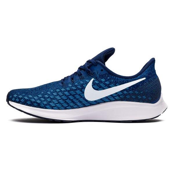 Zoom Pegasus De 35 Nike Marineblanc Air Chaussures Bleu Running PkZlOTXiwu