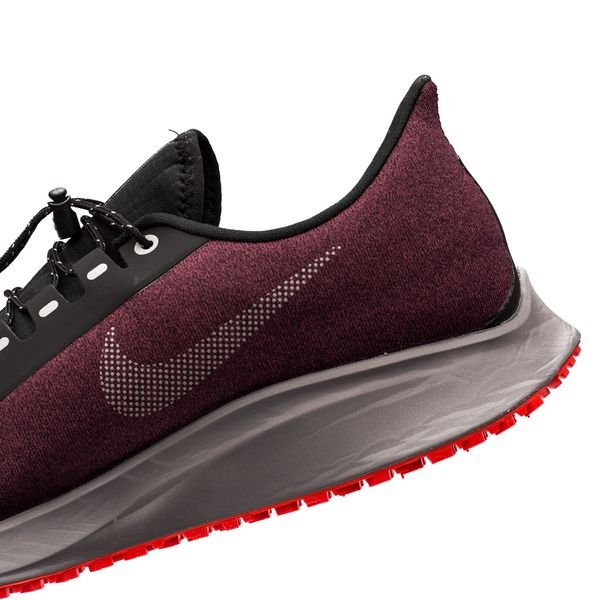 site réputé ae113 212c7 Nike Løbesko Air Zoom Pegasus 35 Shield - Sort/Sølv/Bordeaux