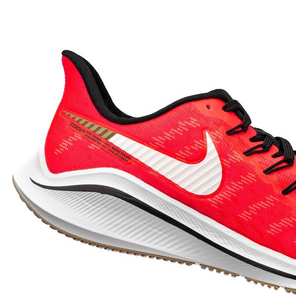 big discount speical offer low price sale Nike Air Zoom Vomero 14 - Rood/Wit/Zwart