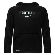 - Nike Therma materialet sørger for at holde på den naturlige varme af din krop - Nikes Dri-FIT materiale er et åndbart, hurtigtørrende letvægtsmateriale der l
