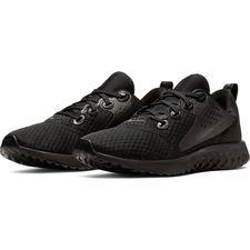 nike løbesko legend react - sort/grå børn - sneakers