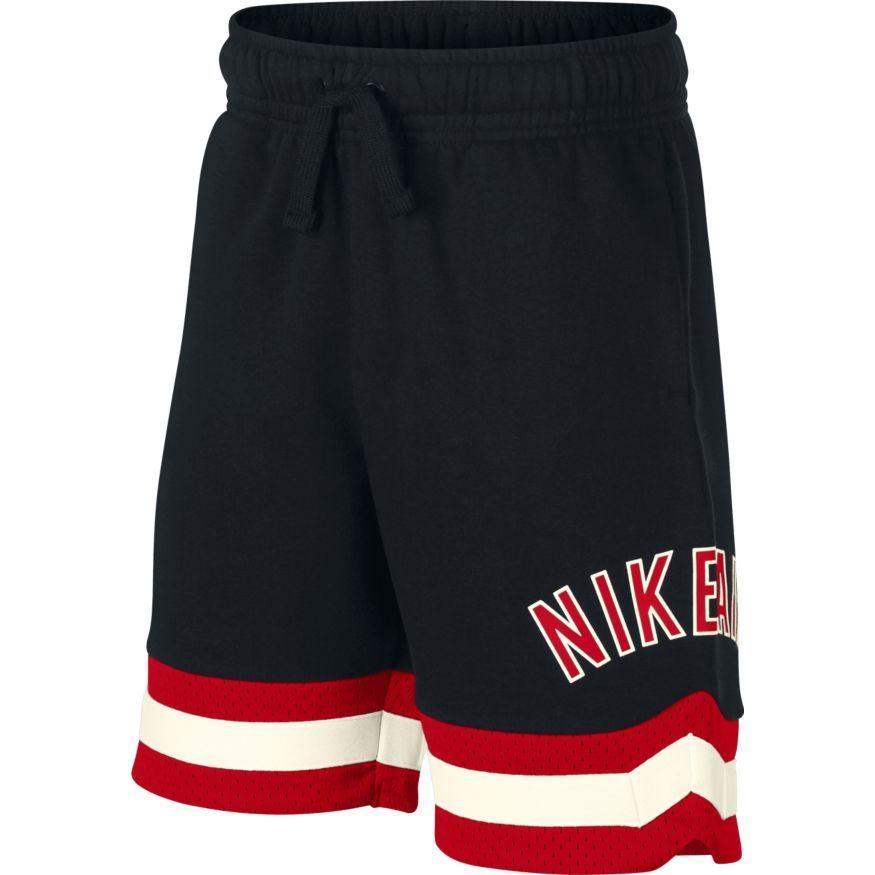 0f499b9c1bfe nike shorts air - black university red sail kids - shorts ...