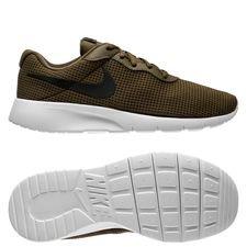 Nike Tanjun – Groen/Groen/Wit Kinderen