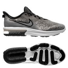 new products f0dd5 3ff38 Nike Air Max Sequent 4 - Grå Grå Vit Barn
