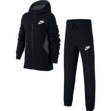 Nike Trainingspak NSW - Zwart/Grijs Kinderen