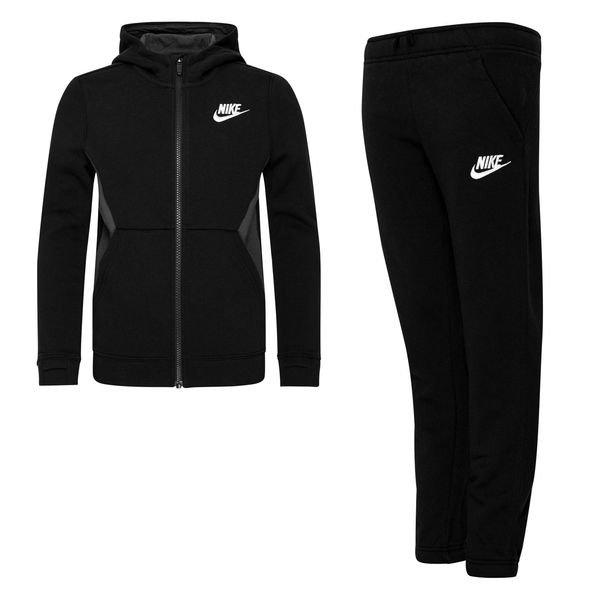 Nike Trainingsanzug NSW - Schwarz/Grau Kinder