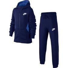 Nike Trainingspak NSW - Blauw/Wit Kinderen