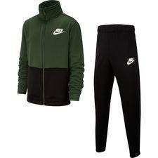 Nike Trainingspak NSW - Groen/Zwart Kinderen
