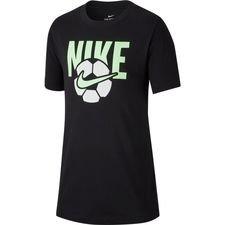 nike t-shirt nsw air - sort børn - t-shirts