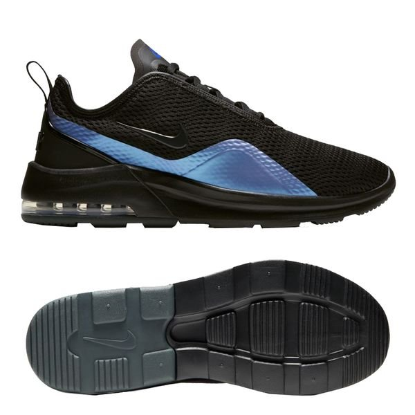 Nike Air Max Motion 2 - Black/Anthracite/Racer Blue