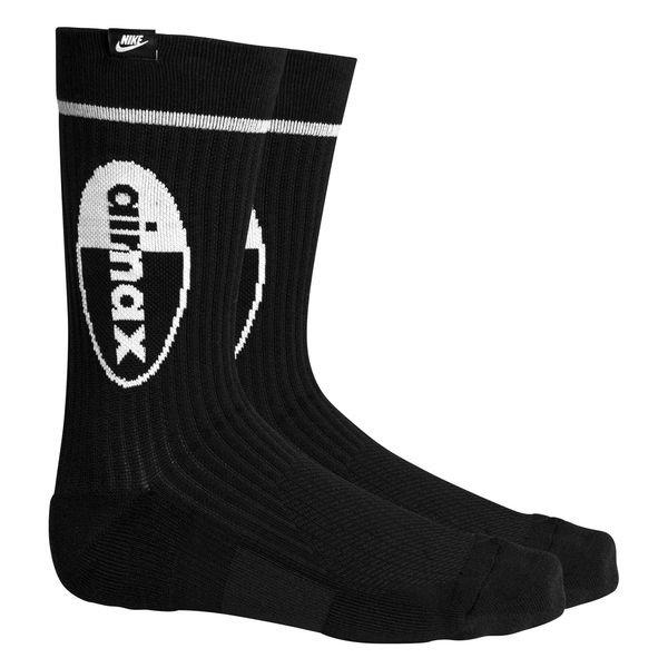 Nike Sneaker Socks Air Max Crew - Black