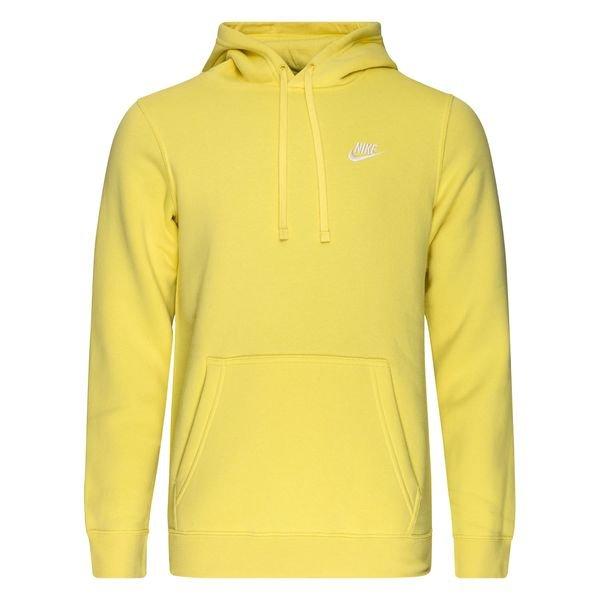 to buy beauty super specials Nike Hoodie NSW Fleece - Gelb/Weiß