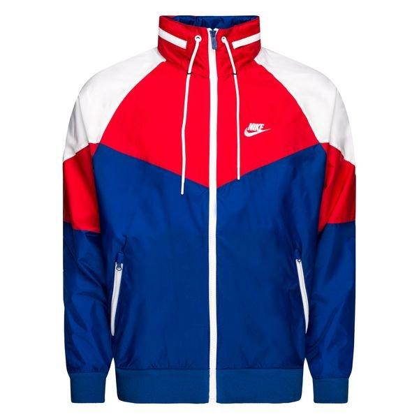 b258bf995 €89.95. Price is incl. 19% VAT. -25%. Nike Hoodie FZ NSW Windrunner -  Indigo/University Red/White