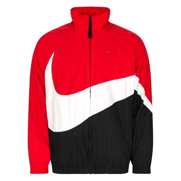 Nike Veste NSW Woven RougeBlancNoir