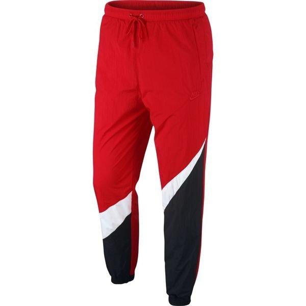 4be6766c17cd35 Nike Jogginghose NSW Statement - Rot Schwarz Weiß 0