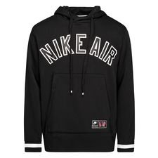 Nike Hættetrøje Air Fleece - Sort