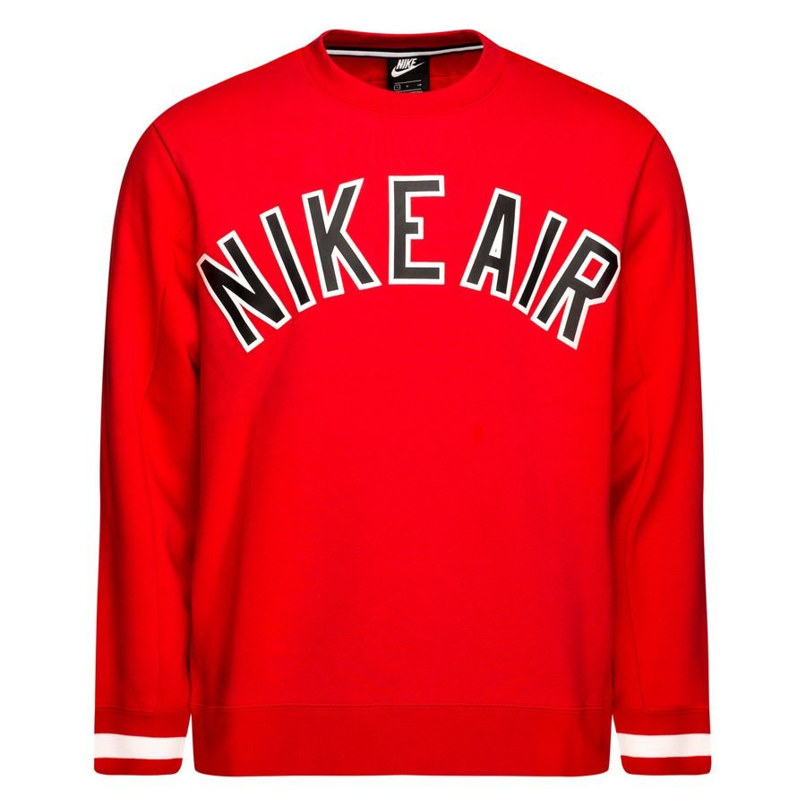 Nsw Air Nike Fleece University Red Sweatshirt iXOkuTPZ